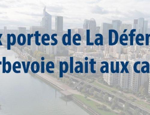 Courbevoie : un marché immobilier porteur