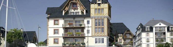 Normandie – Deauville centre